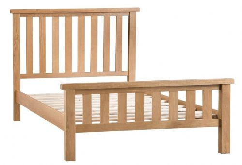 Chelmsford Oak Double Bed